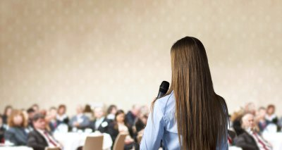Simple Speech Writing Tips for a Corporate Event Presentation